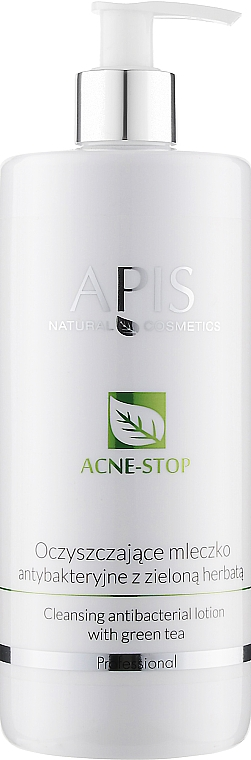 Очищающий лосьон для лица - APIS Professional Cleansing Antibacterial Lotion