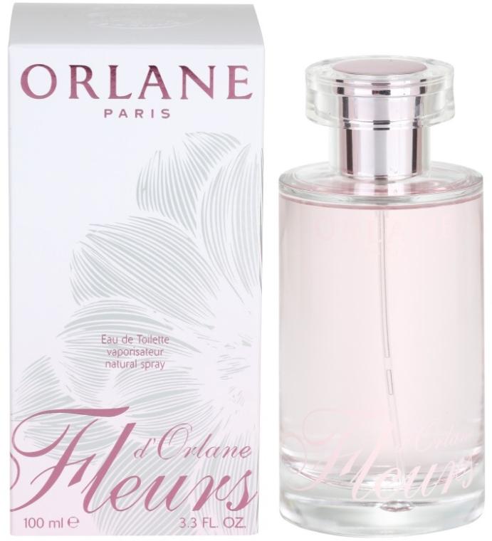 Orlane Fleurs D'Orlane - Туалетная вода