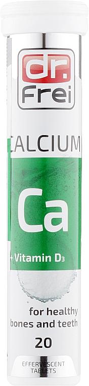 """Витамины шипучие """"Кальций+D3"""" - Swiss Energy Calcium+D3 №20"""