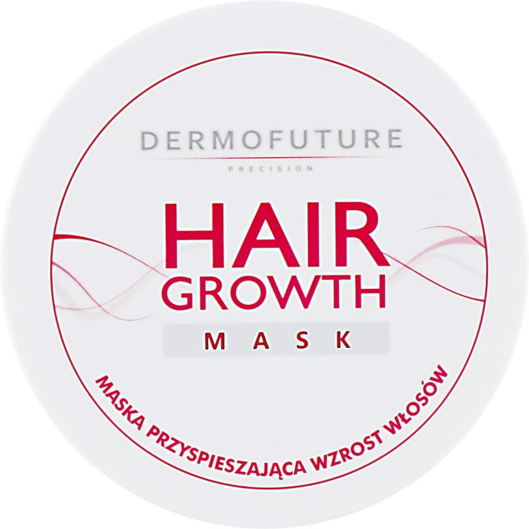 Маска для стимуляции роста волос - DermoFuture Hair Growth Mask
