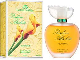 Духи, Парфюмерия, косметика Lotus Valley Parfum Absolute - Туалетная вода