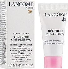 Духи, Парфюмерия, косметика Антивозрастной крем для тусклой кожи - Lancome Renergie Multi-Glow Cream Tube (мини)