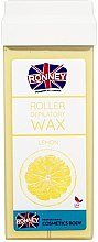 "Духи, Парфюмерия, косметика Воск для депиляции в картридже ""Лимон"" - Ronney Professional Wax Cartridge Lemon"