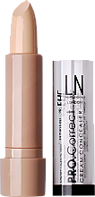 Духи, Парфюмерия, косметика Кремовый консилер-стик - LN Professional Pro Correct Cream Concealer