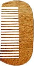 Духи, Парфюмерия, косметика Гребень для волос, деревянный, 1556 - SPL