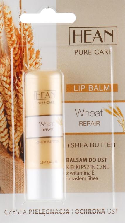 Бальзам для губ восстанавливающий - Hean Pure Care Wheat Repair Lip Balm