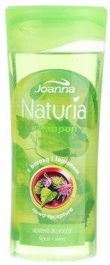 Шампунь для волос с берёзой и лопухом - Joanna Naturia Hair Shampoo