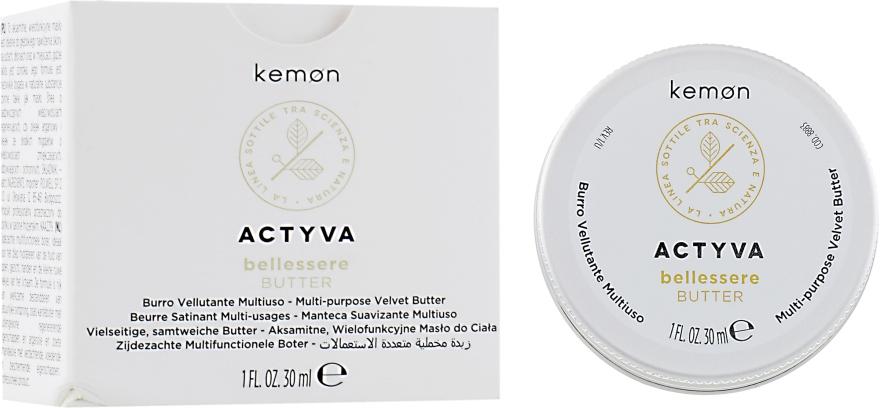 Масло для лица и тела - Kemon Actyva Bellessere Butter