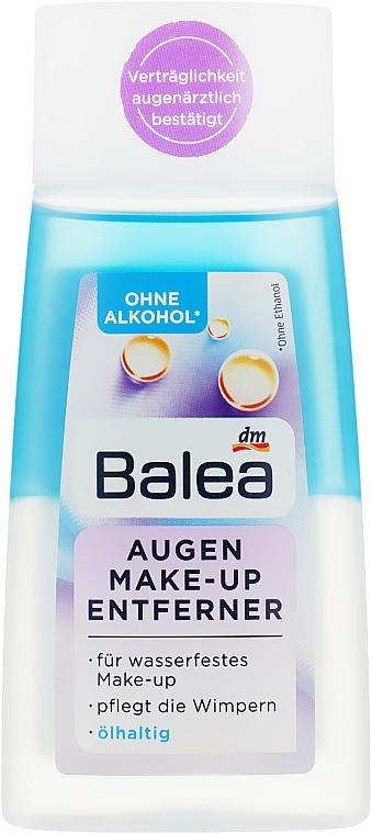 Средство для снятия водостойкого макияжа с глаз - Balea Balea Augen-Make-Up Entferner