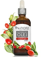 Масло Ягод годжи - E-Flore Natural Oil — фото N3