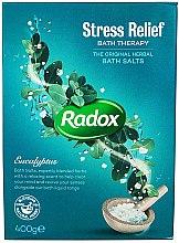 Духи, Парфюмерия, косметика Соль для ванны - Radox Stress Relief Bath Salts