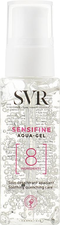 Успокаивающий гель для лица - SVR Sensifine Aqua-Gel