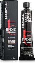 Духи, Парфюмерия, косметика Краска для волос - Goldwell Topchic Permanent Hair Color