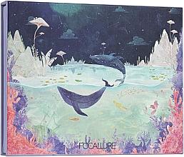 Духи, Парфюмерия, косметика Магнитная палетка - Focallure Big Magnet Empty Palette
