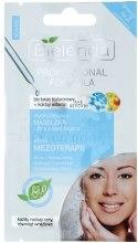 Духи, Парфюмерия, косметика Гидрогелевая ультра-увлажняющая маска с эффектом мезотерапии - Bielenda Professional Formula