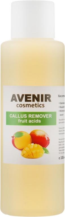 """Кислотный пилинг для ног """"Манго"""" - Avenir Cosmetics Callus Remover"""