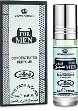Духи, Парфюмерия, косметика Al Rehab For Men - Масляные духи (мини)