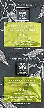 Духи, Парфюмерия, косметика Скраб для лица с оливой - Apivita Deep Exfoliating Face Scrub With Olive