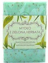 """Духи, Парфюмерия, косметика Мыло """"Зеленый чай"""" - Scandia Cosmetics Soap"""