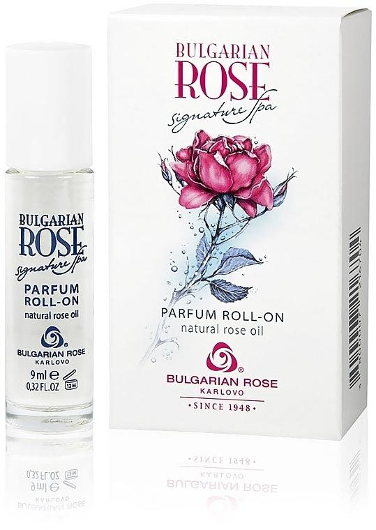 Bulgarian Rose Signature Spa - Роликовые духи (тестер)