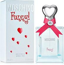 Moschino Funny - Туалетная вода — фото N1