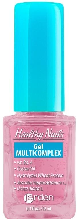 Мультикомплекс для ногтей № 149 - Jerden Healthy Nails Gel Multicomplex