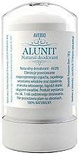 Духи, Парфюмерия, косметика Натуральный дезодорант - Avebio Alunit Natural Deodorant