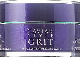 Духи, Парфюмерия, косметика Текстурирующая паста для укладки волос с экстрактом черной икры - Alterna Caviar Style Grit Flexible Texturizing Paste