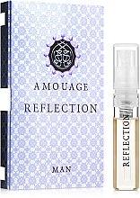 Духи, Парфюмерия, косметика Amouage Reflection Man - Парфюмированная вода (пробник)