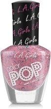 Духи, Парфюмерия, косметика Лак для ногтей - L.A. Girl Color Pop Nail Polish