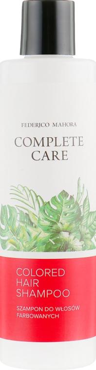 Шампунь для окрашенных волос - Federico Mahora Complete Care Colored Hair Shampoo