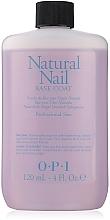 Духи, Парфюмерия, косметика Базовое покрытие для натуральных ногтей - O.P.I Natural Nail Base Coat