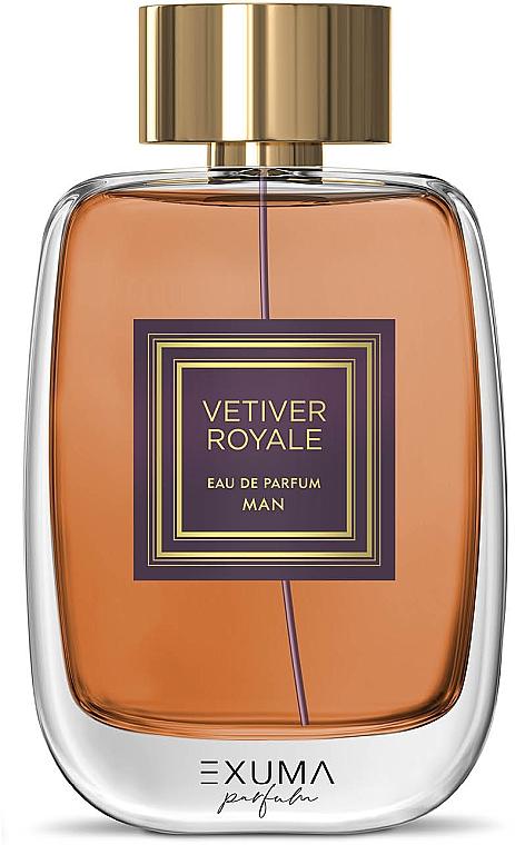 Exuma Vetiver Royale - Парфюмированная вода