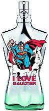 Духи, Парфюмерия, косметика Jean Paul Gaultier Le Male Superman Eau Fraiche - Туалетная вода (тестер)