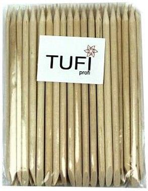 Апельсиновые палочки для маникюра, 10 см - Tufi Profi