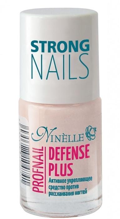 Активное укрепляющее средство против расслаивания ногтей - Ninelle Defense Plus Profnail