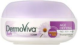 Духи, Парфюмерия, косметика Антивозрастной крем для лица - Dabur DermoViva Cream