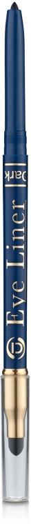 Карандаш для глаз и бровей со спонжем - Colour Intense Eye & Brow Liner