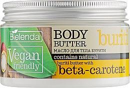 "Масло для тела ""Бурити"" - Bielenda Vegan Friendly Body Butter Buriti — фото N1"