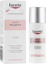 Духи, Парфюмерия, косметика Ночной крем для лица депигментирующий - Eucerin Eucerin ANti-Pigment Night Cream