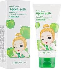 Духи, Парфюмерия, косметика Гель-пилинг для лица с экстрактом яблока - The Orchid Skin Orchid Apple Soft Peeling Gel