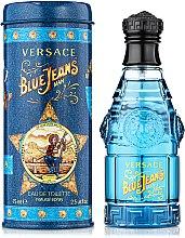 Духи, Парфюмерия, косметика Versace Blue Jeans - Туалетная вода