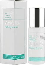 Духи, Парфюмерия, косметика Сыворотка-пилинг для лица с AHA кислотами - Mizon Aha 8 Peeling Serum