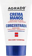 Духи, Парфюмерия, косметика Крем для рук концентрированный - Agrado Hand Cream Concentrate