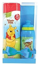 Духи, Парфюмерия, косметика Набор - Disney Winnie The Pooh (bubble bath 500ml + bottle)