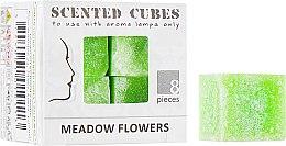 "Духи, Парфюмерия, косметика Аромакубики ""Луговые цветы"" - Scented Cubes Meadow Flowers"