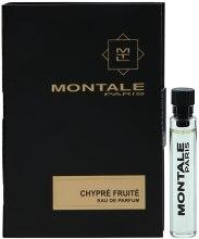 Montale Chypre Fruit - Парфюмированная вода (пробник) — фото N2