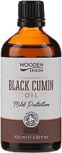 Парфумерія, косметика Олія чорного кмину - Wooden Spoon Black Cumin Oil
