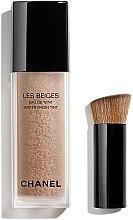 Парфумерія, косметика Тональний флюїд-тінт для обличчя - Chanel Les Beiges Eau De Teint