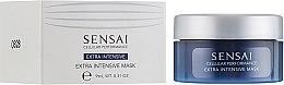 Духи, Парфюмерия, косметика Интенсивная маска для лица - Kanebo Sensai Cellular Performance Extra Intensive Mask (мини)